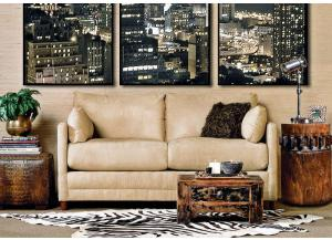 Image for Softee Full Size Microfiber Sofabed