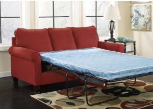 Image for Zeth Crimson Twin Sofa Bed