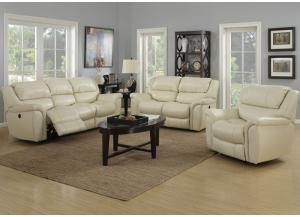 Image for Dawson Living 2 PC Sofa & Loveseat Set *Leather match upholstery features top-grain leather in the seating areas with skillfully matched vinyl everywh