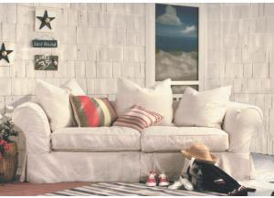 Image for Linda Sofa-Bull Natural (East Coast Only)