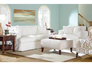 Image for Melissa-Classic Beach White Sofa (East Coast Only)