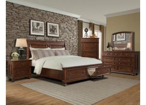 Whittington Queen Storage Bed