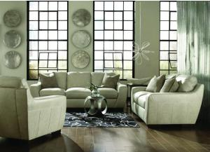 Image for Sanza Vanilla Ice Sofa & Loveseat Combo Set